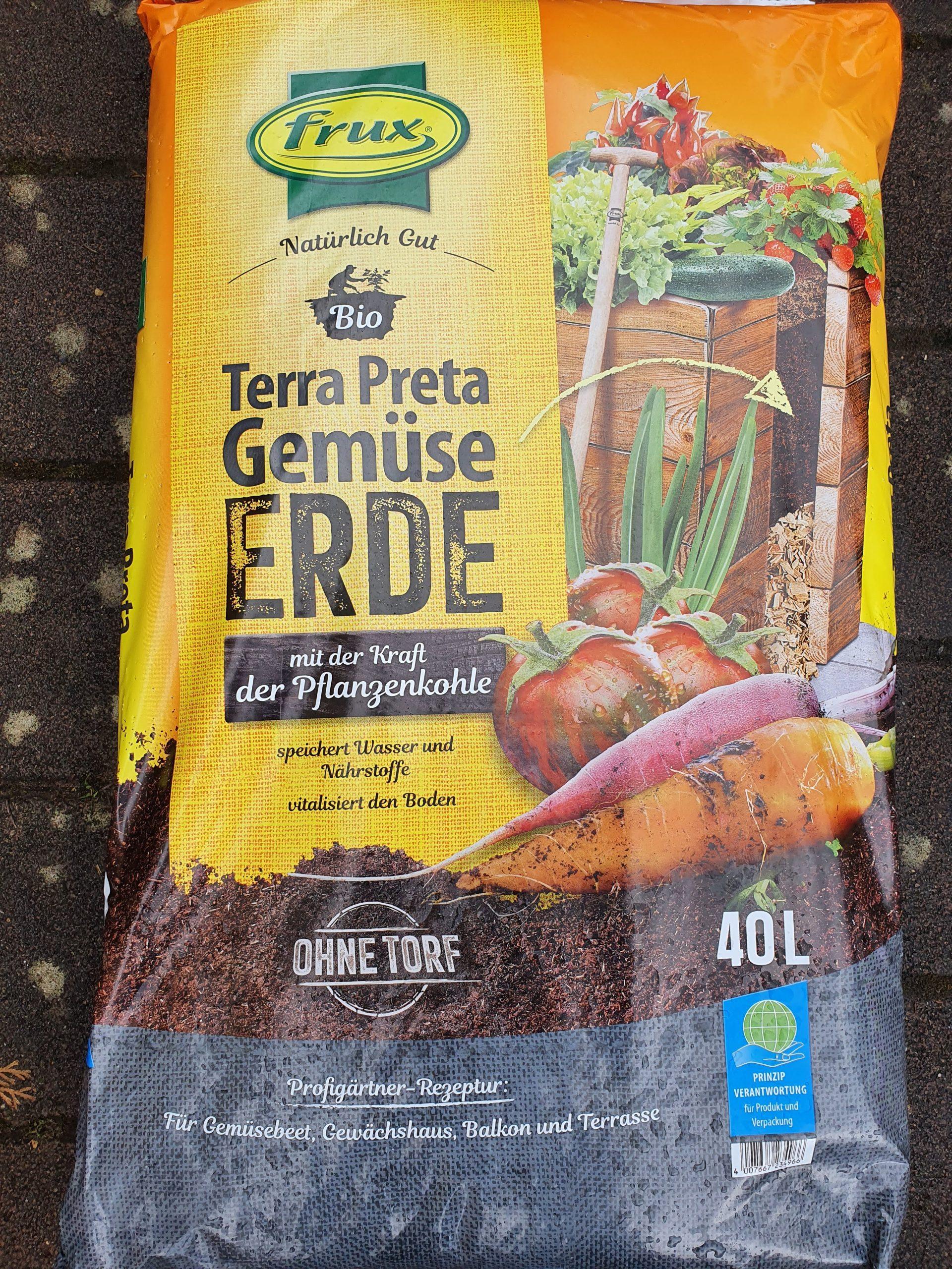 Terra Preta Gemüseerde