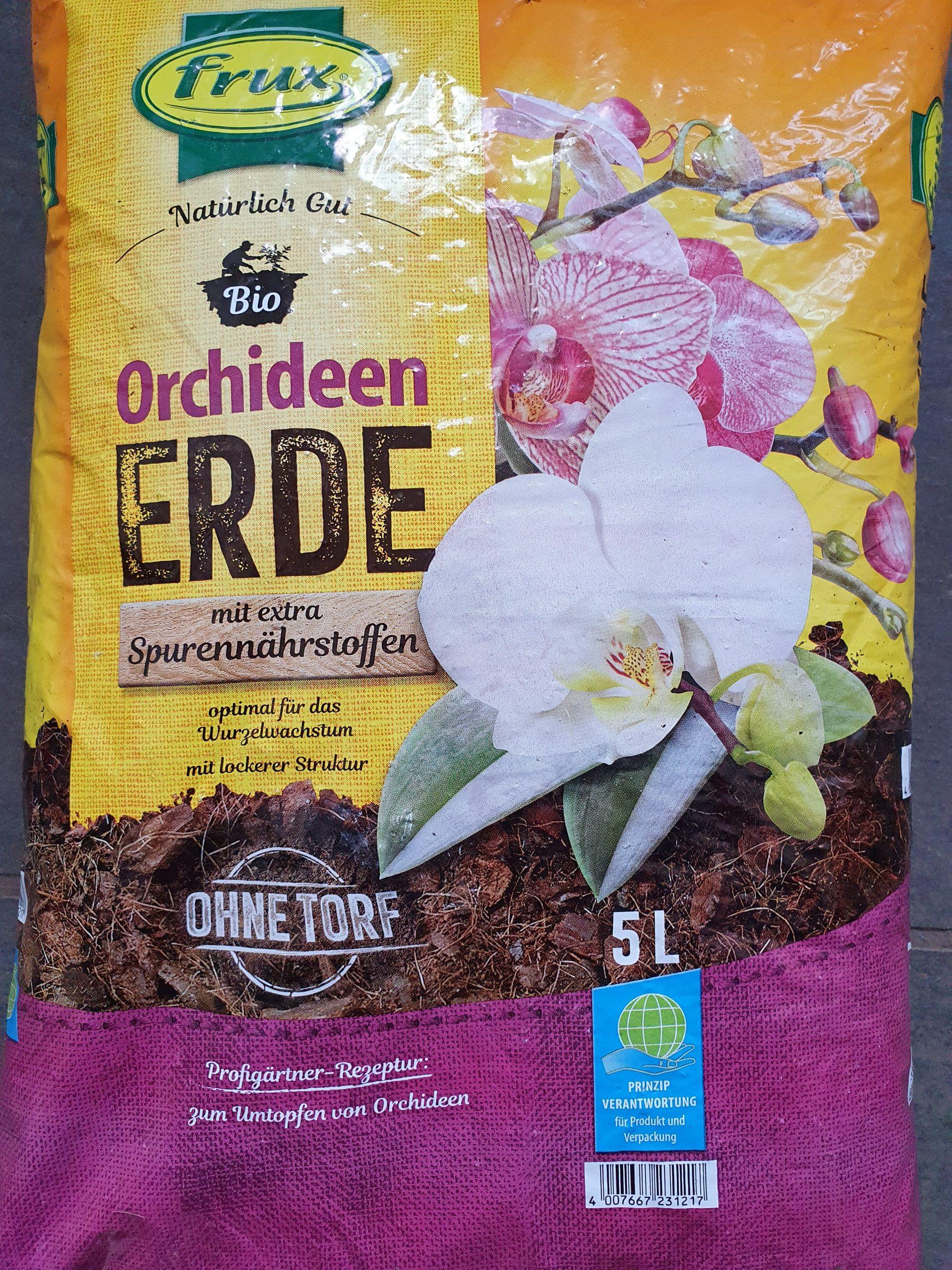 Frux Orchideenerde