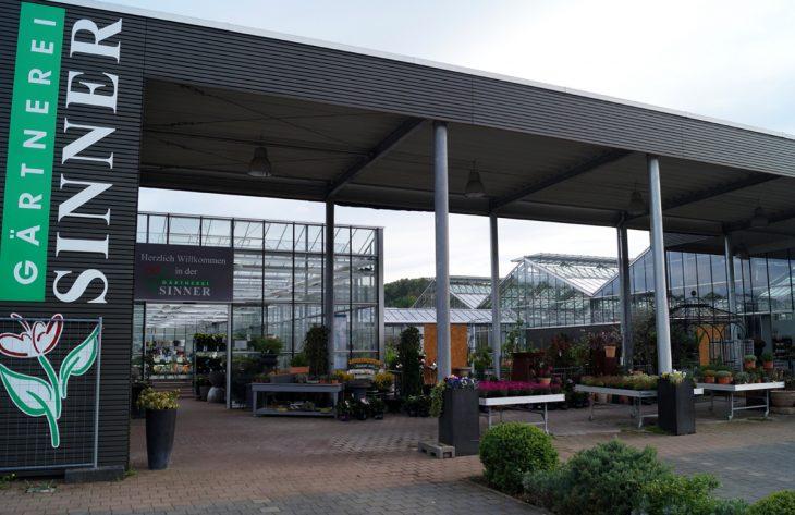 Gärtnerei Sinner in Tübingen